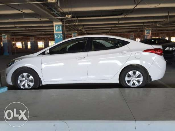 2013 Hyundai Elantra 1.6 for Sale مسقط -  7