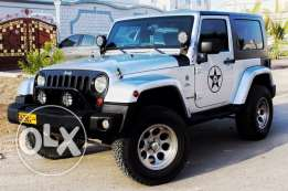 Jeep Wrangler super clean