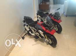 Rechargeable BMW Motor Bike x2 for sale