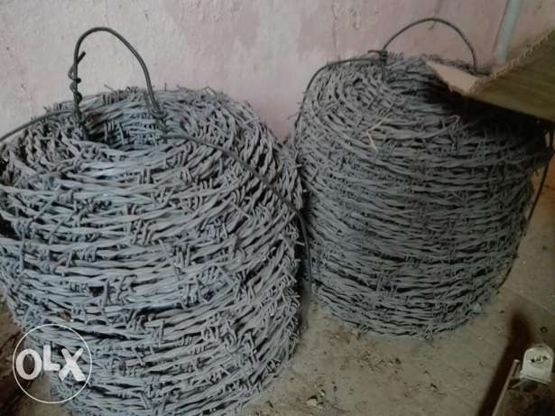 Barbed wire 200 Metres roll