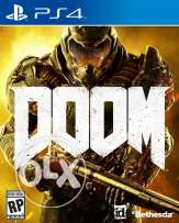 DOOM for PS4 (new)