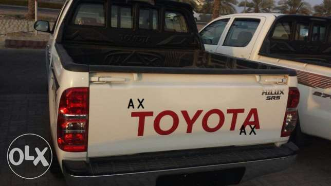 Toyota Hilux 2.7 A/T 2WD ZERO KMS for sale !! السيب -  2