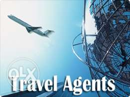 travel agent Indian male required