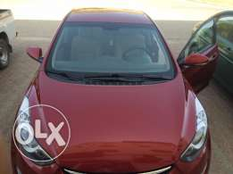 Very clean and in excellent condition. Hyundai Elantra 2012 1.6