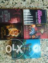 used novels for sale