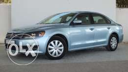 VW Passat 2.5 S 2013 Model Low Mileage