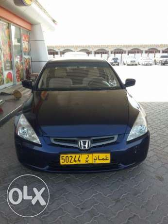 Honda Accord for sale الرستاق -  1