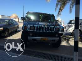 Hummer h2 2006 Army Edition