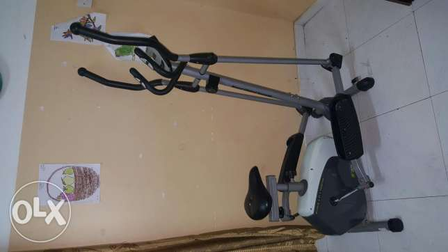 Exercise equipment for sale. Expat leaving country
