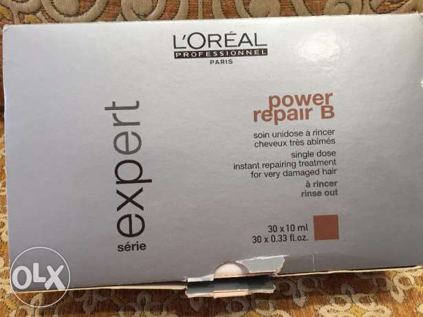 L'Oreal Expert Series Power Repair B (58 pieces)