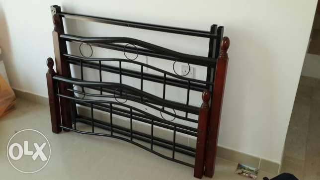 Almost New Single Bed