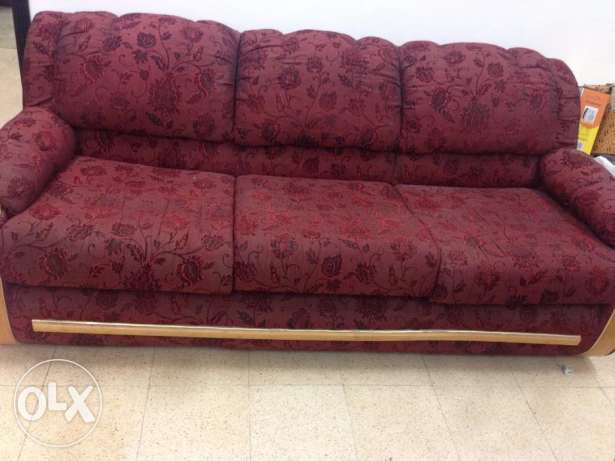 sofa set and storage unit صلالة -  1