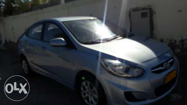 hyundai accent for sale in good condition السيب -  6