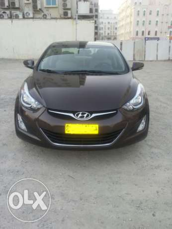 Hyundai Elantra , 2 years old for immediate sale