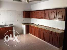 furnish new flat for rent in al korom near to pdo more café building