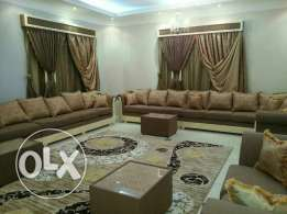 Furnished villa in Falaj Al-Sham