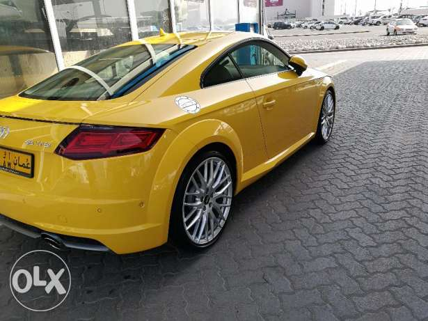 Almost new 2016 Audi TT For Sale