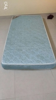 Single mattress only fully orthopedic 2 No.