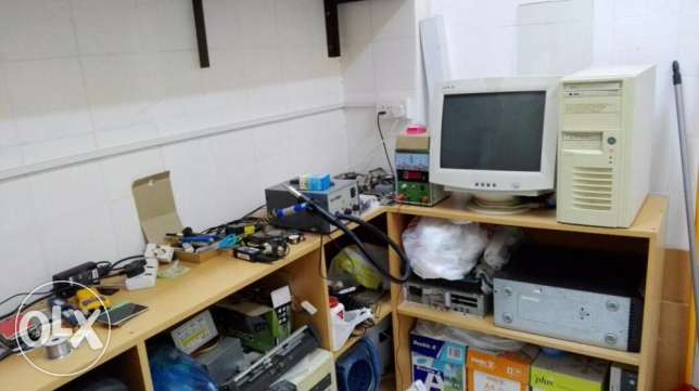 Shop for sale (Running Computer & Mobile Business) مسقط -  7