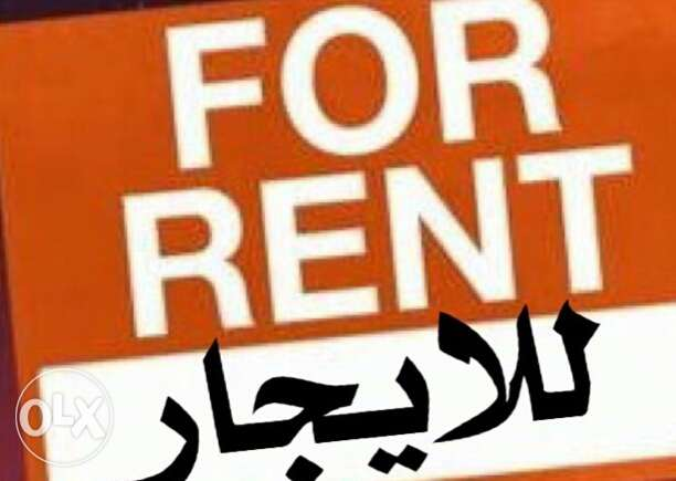 New aflat for rent at mbd area