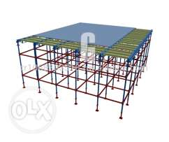 Cup lock scaffolding & props jaks for rent & sale