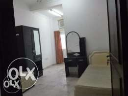 Sharing Room in Al Khoud including furniture and A/C for Filipina