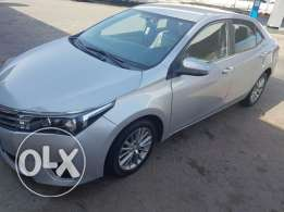 2L Toyota Corolla 2015 sports edition 100% finance available