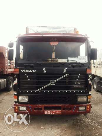 Unit volvo f12 for sale everything in very good condition