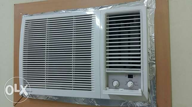 SHARP Window AC 1.5 Ton with 5 years warranty الغبرة الشمالية -  1