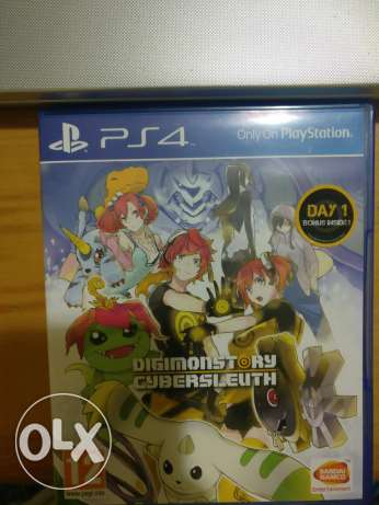 Digimon story cyber sleuth for ps4