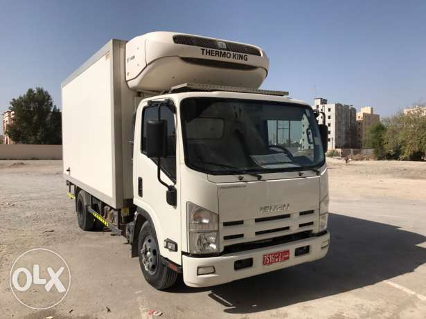 Isuzu 3.5 ton refer showroom condition