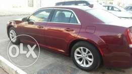 C300 chrysler model 2015 in great condition