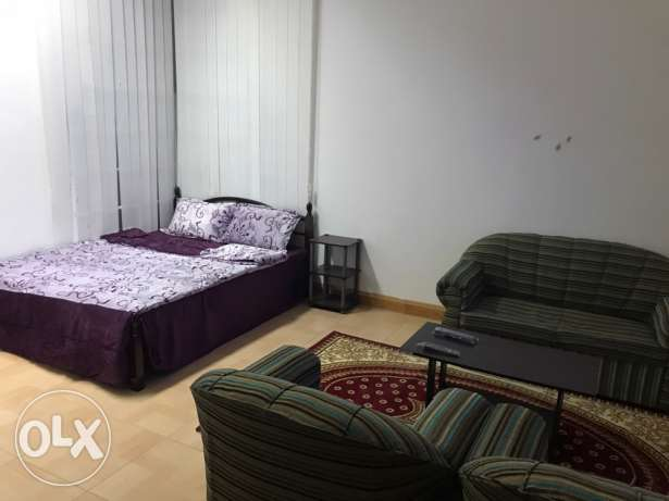 غرفه مفروشه furnished room