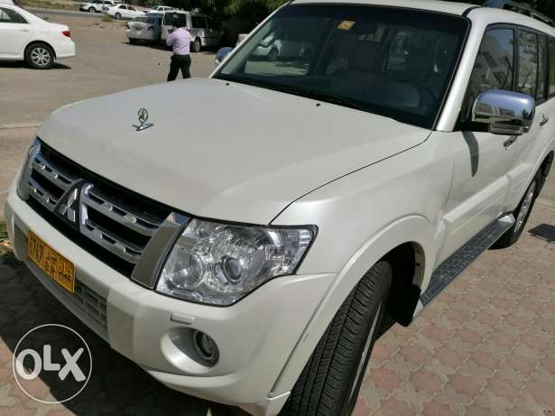 Pajero 2014 Fully Loaded. Agency Maintained.