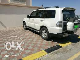 Mitsubishi Pajero for sale in very good condition.