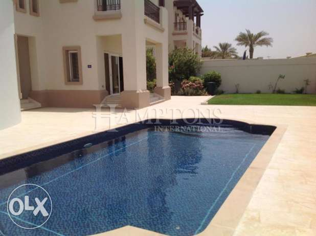 luxury living on the Greens of Muscat Hills. مسقط -  2
