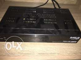 tv electa with receiver and dish for sale