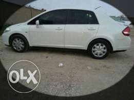 Nissan Tiida 2007 only for Monthly Rent سياره تيدا للايجار عشان شهر