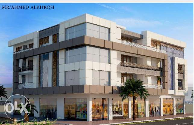Units for Franchise Companies-Alkhoudh at Mazoon Street,Prime Location مسقط -  1