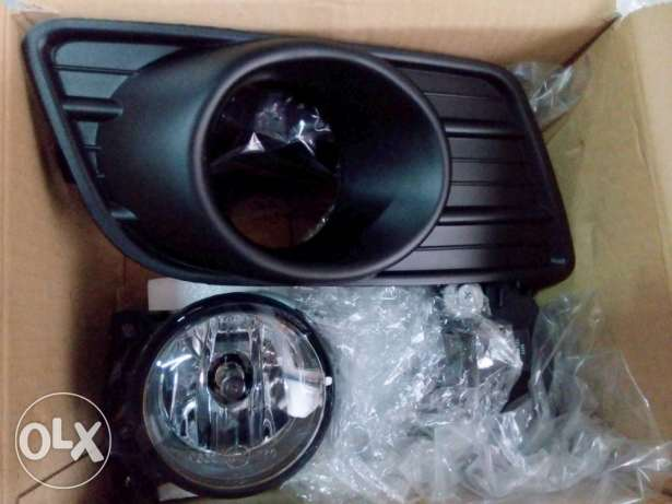Suzuki Swift Fog lights
