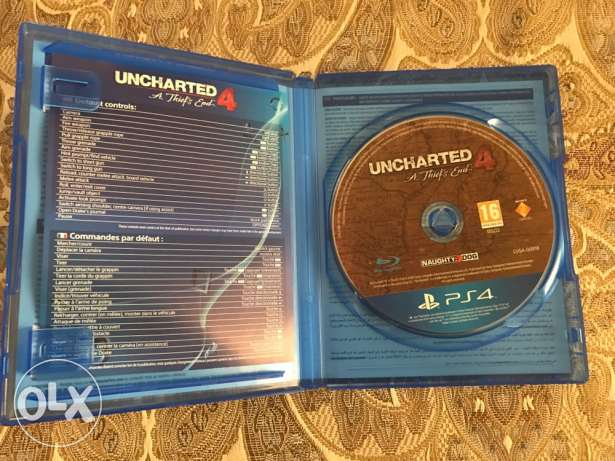 Uncharted 4 - PS4 مسقط -  2