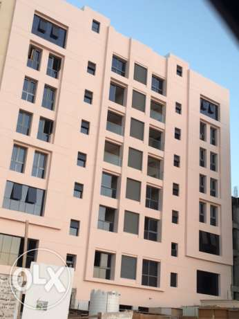 Bousher oppsite Dolphin village new Bulding for rent مسقط -  2