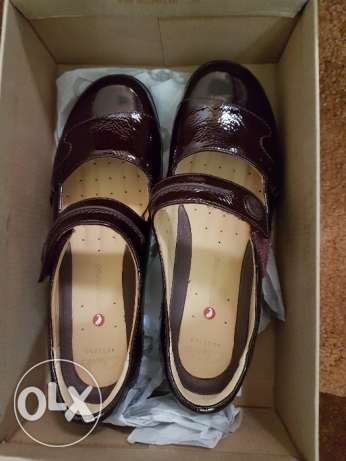 New shoes size 38 from clarks