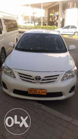 COROLLA 1.6, 68000 Kms Expat Single Driven