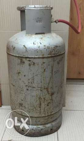 Gas Cylinder For sale Good Condition 23 OMR
