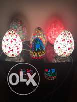 decoration lamp 5 pcs each one 6 rial