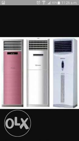 Air conditioning Installation and maintenance services مسقط -  1