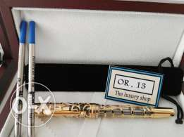 The very good offer for Mont Blanc pen number One