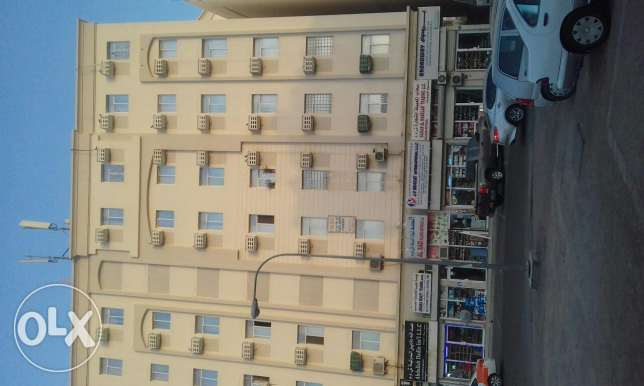 Flat for rent near shaheen rusturant at honda