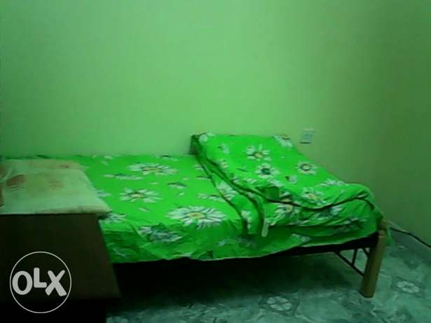 fully furinshed 1 BHK for rent in azeba - 1 bedroom - Hall - - kitche مسقط -  3